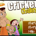 Download Chhota Bheem Club Cricket Game App on iPhone iPad iPod touch