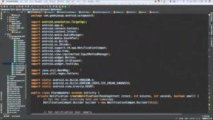 Android Studio developer