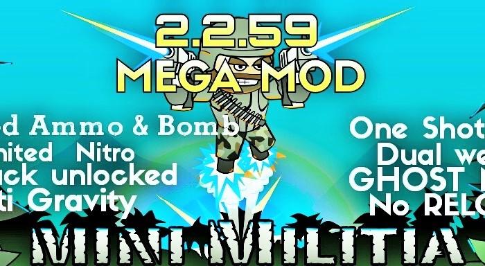 🏆 Mini militia game ios/hack version in android phone | How