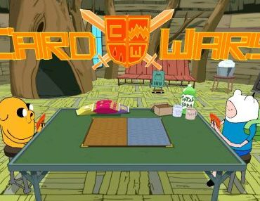 Download Adventure Time Card Wars