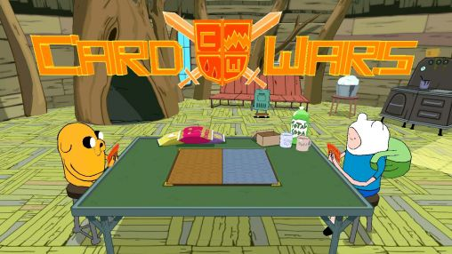 download adventure time card wars - Free Online Time Card