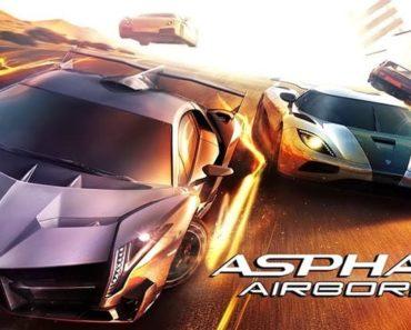 Asphalt 8 Airborne pc games