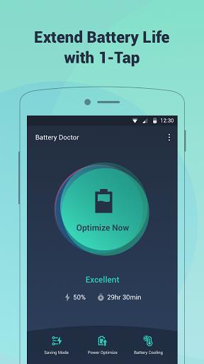 Battery doctor power saver