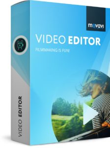 Movavi video editor box