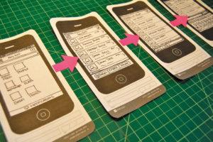 prototype mobile app