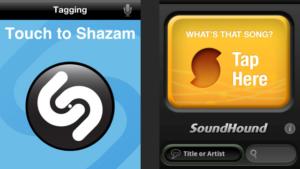 shazam soundhound