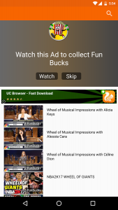 funbucks watch full video